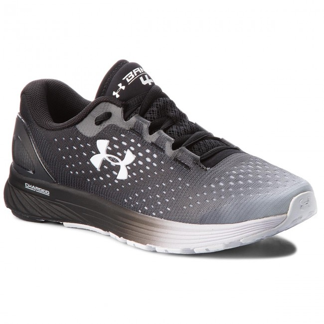 Armour Under Ua 4 W 3020357 Charged Blk Bandit Zapatos 001 wZn08kNPXO