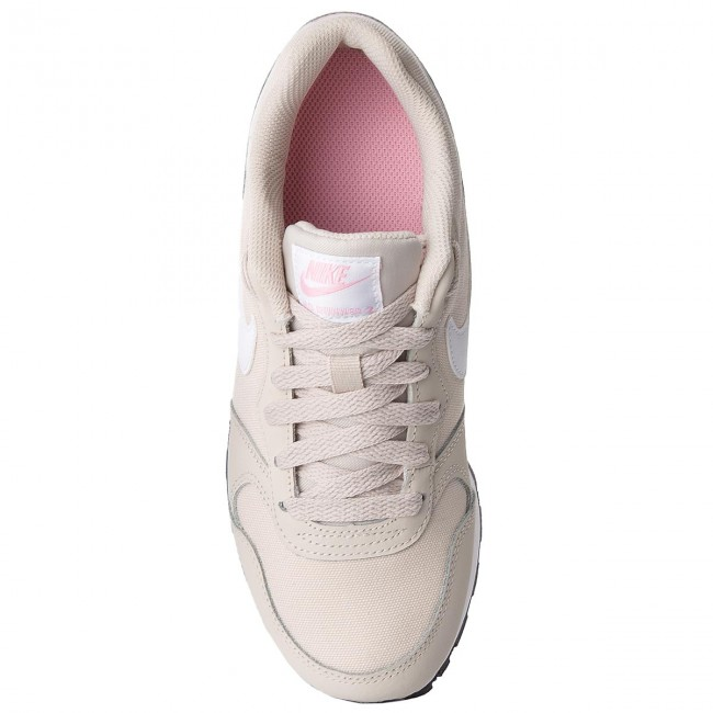 2fb4d452b5c19 Zapatos NIKE - Md Runner 2 (GS) 807319 013 Desert Sand White Pink -  Sneakers - Zapatos - Zapatos de mujer - www.zapatos.es