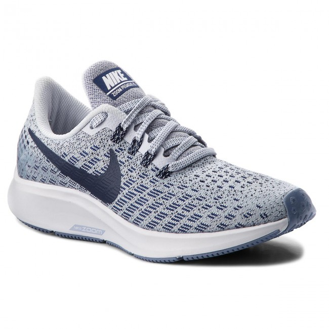 best sneakers 8162a bfe02 Zapatos NIKE - Air Zoom Pegasus 35 942855 005 Football Grey Blue Void White