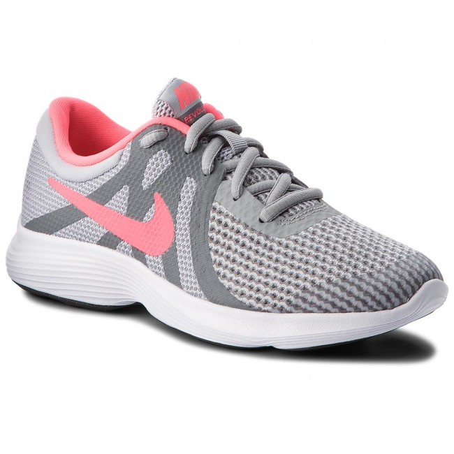 new style b9b31 8ee57 Zapatos NIKE - Revolution 4 (GS) 943306 003 Wolf Grey Racer Pink ...