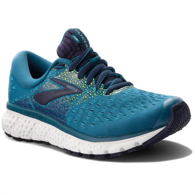 16 BROOKS 448 1B BlueNavyNightlife Glycerin Zapatos 120278 Hpx1Hn