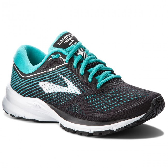 5 Brooks Blackteal Greenwhite 120266 1b Zapatos 003 Launch wRzUzSqg