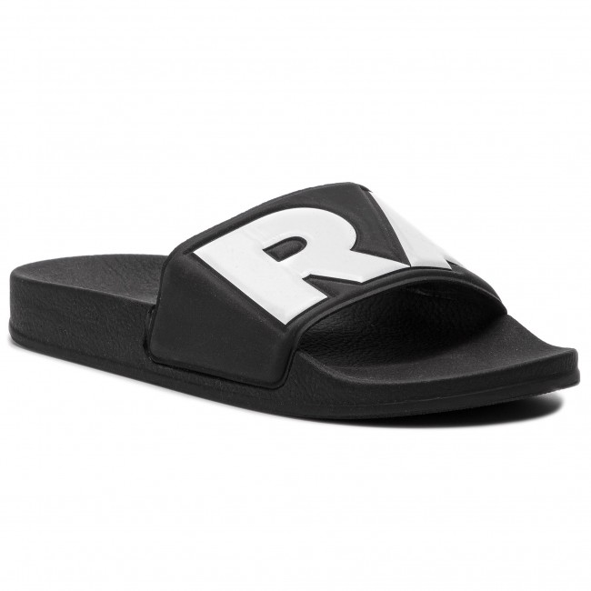 4057c716952 Chanclas G-STAR RAW - Cart Slide II D08733-3593-964 Black White ...