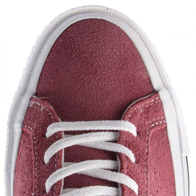 Converse One Bordeaux Star Deep Ox Zapatillas 261790c De white white Tenis qMSVUjpGLz