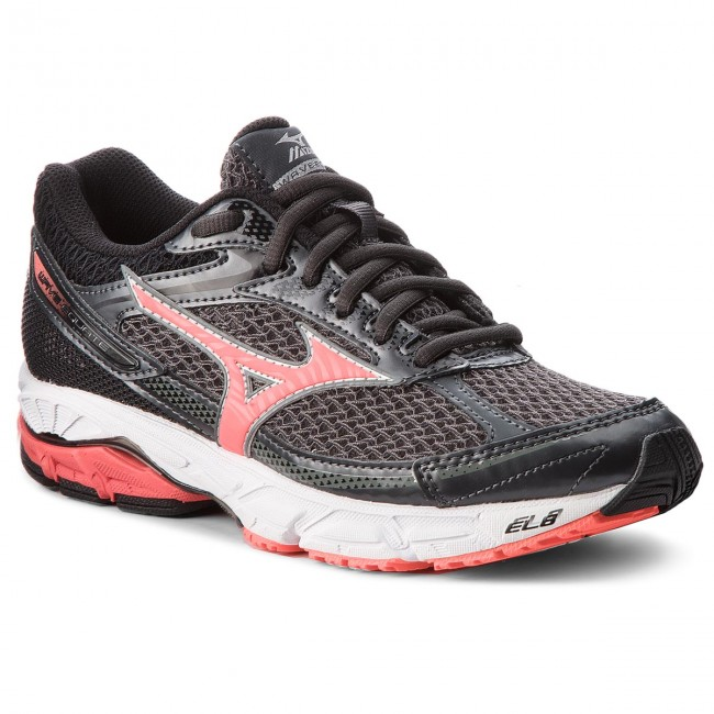 Wave Mizuno Negro J1gd174855 Zapatos Equate rdtCshQx