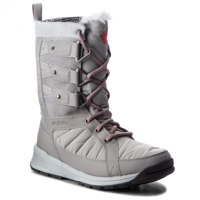 Meadows 3d Heat Bl5967 De Nieve Omni Columbia Shorty Botas wtO10