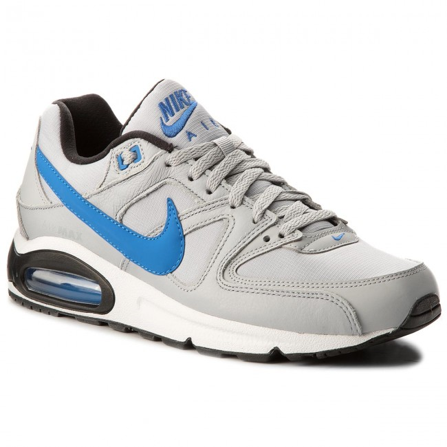 online store 0d0fd 33ffb Zapatos NIKE - Air Max Command 629993 036 Wolf Grey Signal Blue Black