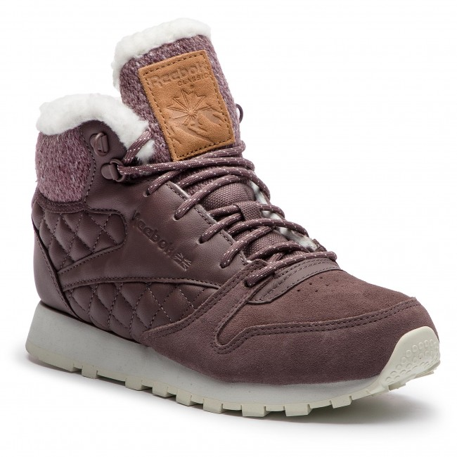 Cl Reebok Almost Cn3747 chalk camel Lthr Arctic Boot Grey Zapatos WH29IED