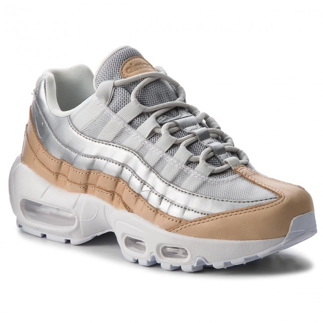 finest selection 2edc4 b75cf Zapatos NIKE - Air Max 95 Se Prm AH8697 002 Pure Platinum Metallic Silver