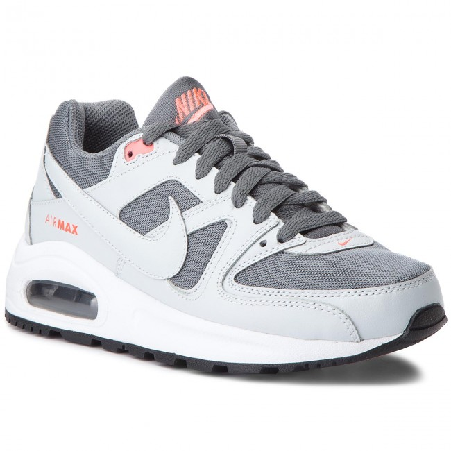 dc63cd32ce6 Zapatos NIKE - Air Max Command Flex (GS) 844349 001 Cool Grey/Pure ...