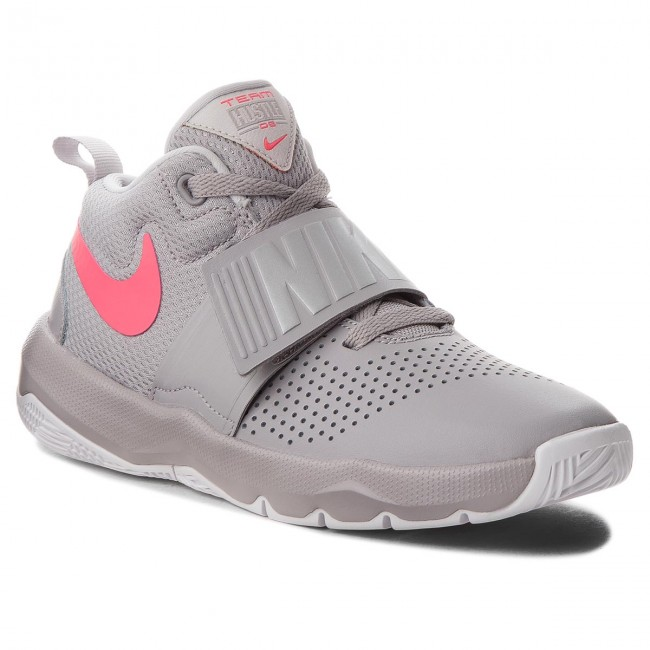 5f2321ef Zapatos NIKE - Team Hustle D 8 (GS) 881941 011 Atmosphere Grey/Racer ...