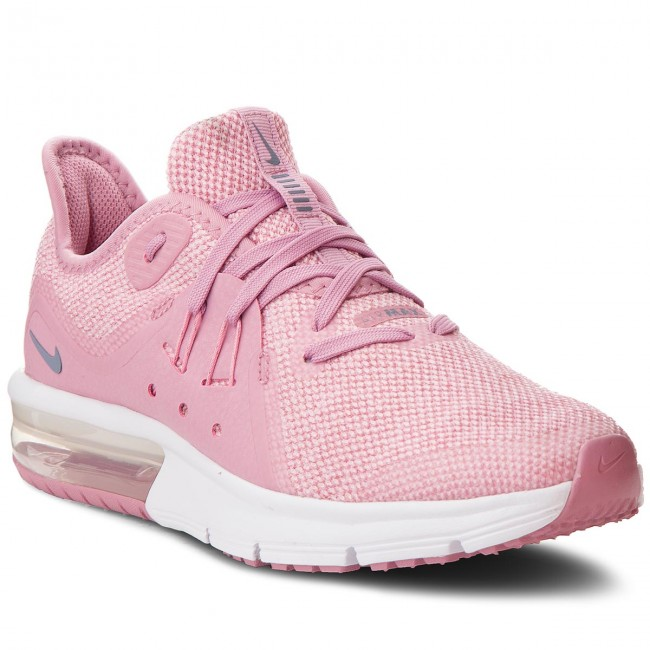 wholesale dealer 6d799 caf29 Zapatos NIKE - Air Max Sequent 3 (GS) 922885 601 Elemental Pink Ashen