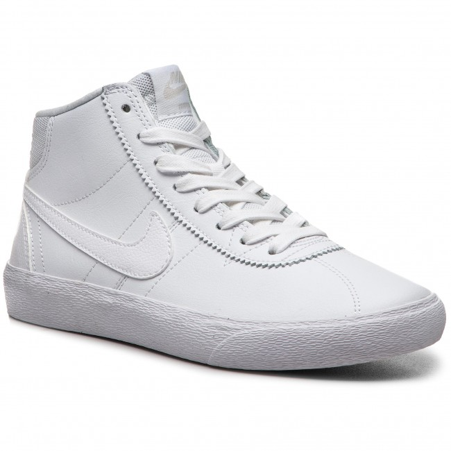 new products 37028 a0dbb Zapatos NIKE - Sb Bruin Hi 923112 100 WhiteWhite Vast Grey