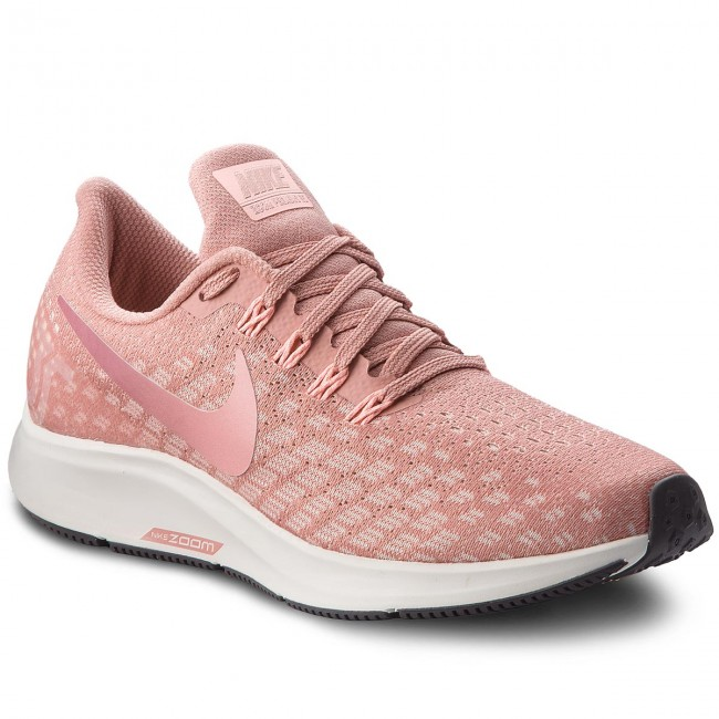 64be49b1c358b Zapatos NIKE - Air Zoom Pegasus 35 942855 603 Rust Pink Tropical Pink
