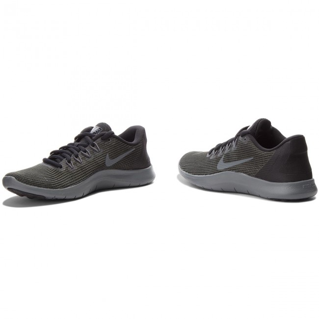 Nike 002 anthracite dark Rn 2018 Aa7408 Black Grey Zapatos Flex 1FKl3uTJc