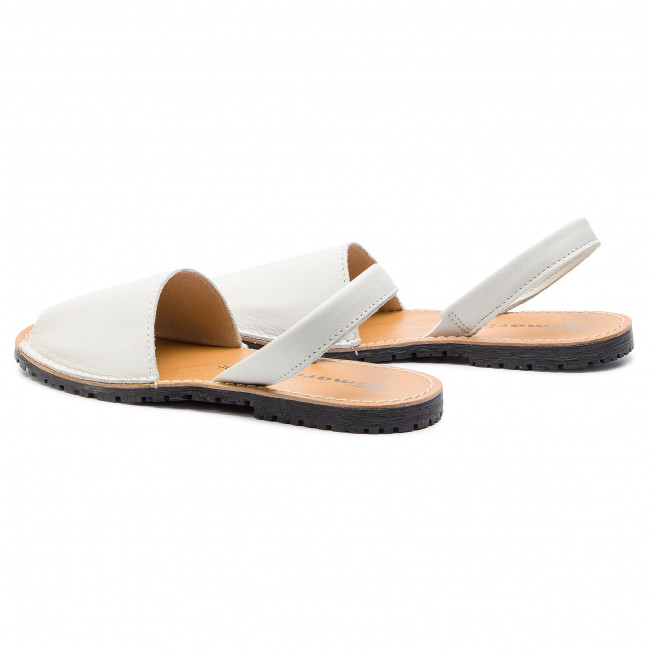 Sandalias 22 Leather 117 28916 Tamaris White 1 CxBedro