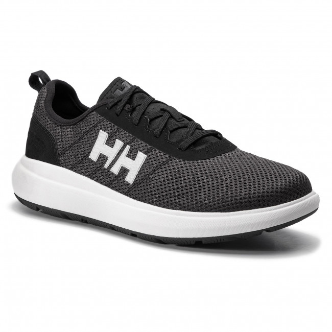 114 991 Jet off Hansen Spindrift 73 Helly Sneakers Black White Shoe 76yIfbvmYg