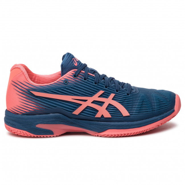 1042a003 Zapatos Clay Shark papaya Ff Asics Grand Speed Solution 410 N8mn0wyvO