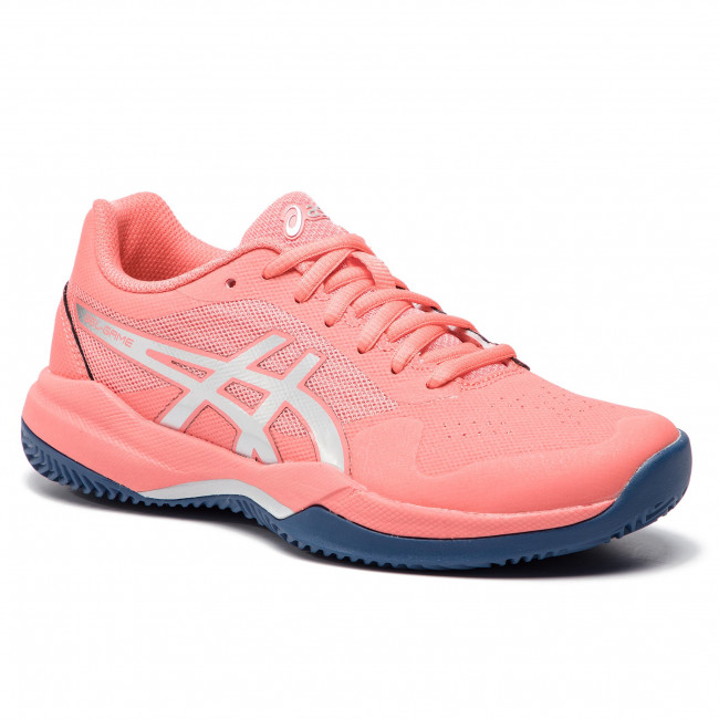 980af8c77cebe Zapatos ASICS - Gel-Game 7 Clay Oc 1042A038 Papaya Silver 704 ...