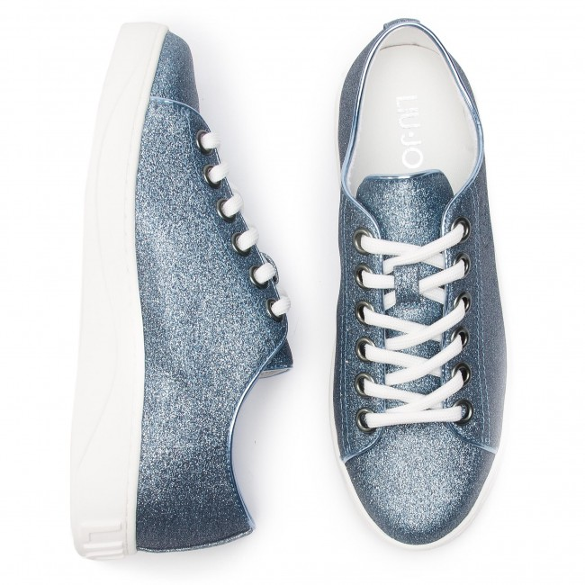 Tx007 Liu B19027 03 Sneakers S1106 Light Tyra Jo Blue nkP80OwX