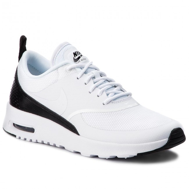 info for 5f0aa bb651 Zapatos NIKE - Air Max Thea 599409 111 White White Black