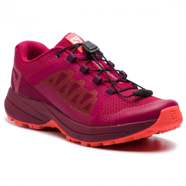 Coral Xa V0 20 Elevate 406706 beet Red fiery Cerise W Salomon Zapatos OuPikXZ