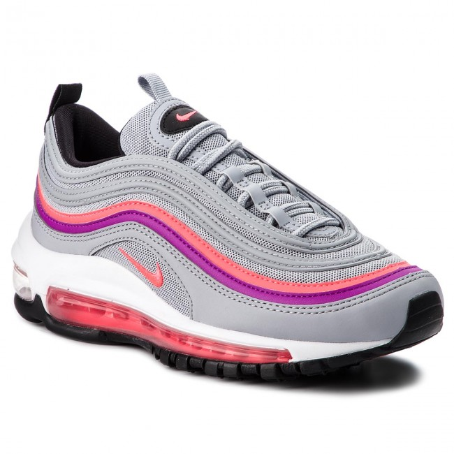 quality design 16ab5 6f362 Zapatos NIKE - Air Max 97 921733 009 Wolf Grey/Solar Red - Sneakers ...