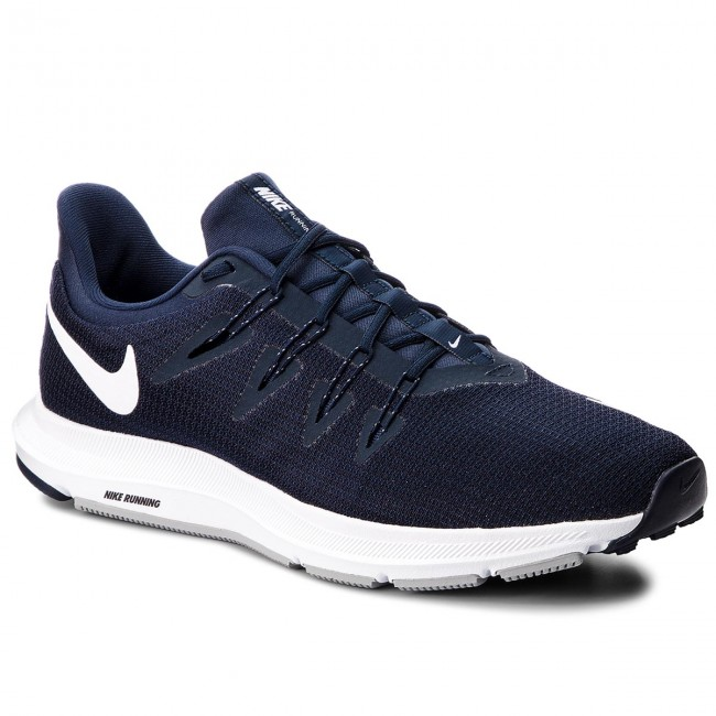 Zapatos NIKE - Quest AA7403 400 Obsidian White Midnight Navy ... d0186839a9a25