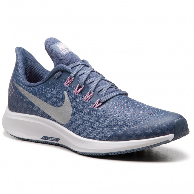a3138820001cc Zapatos NIKE - Air Zoom Pegasus 35 (GS) AH3481 400 Diffused Blue Metallic