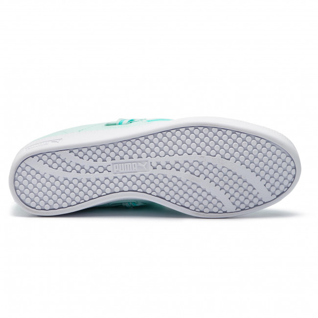 puma White Buckle 06 Smash 368081 Puma Sneakers Aqua Wns Fair nNOvm80w