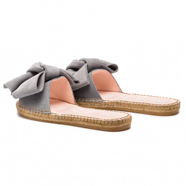 Alpargatas Sandals C Goat Manebi Grey With Bow A J0 1 cj5LS3ARq4