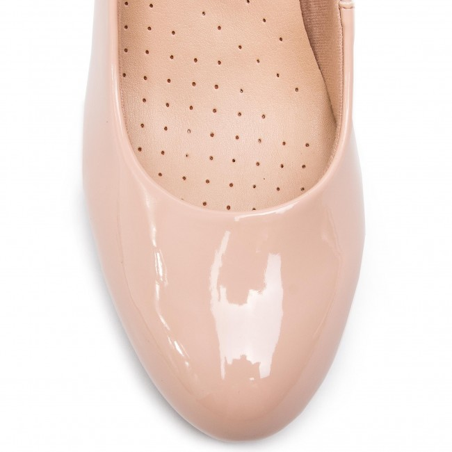 Shoes CLARKS Adriel Viola 261290674 Dusty Pink