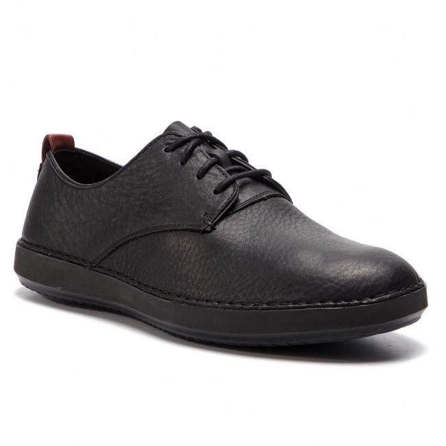 Hombre Black es Walk Zapatos 261415667 Para Leather Diario De ClarksKomuter Zapatos WE2D9HI