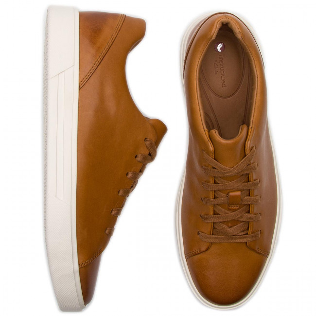 Lace Tan Zapatos 261409507 Hombre Sneakers Costa Leather De ClarksUn es Zapatos VLzMpGUqS