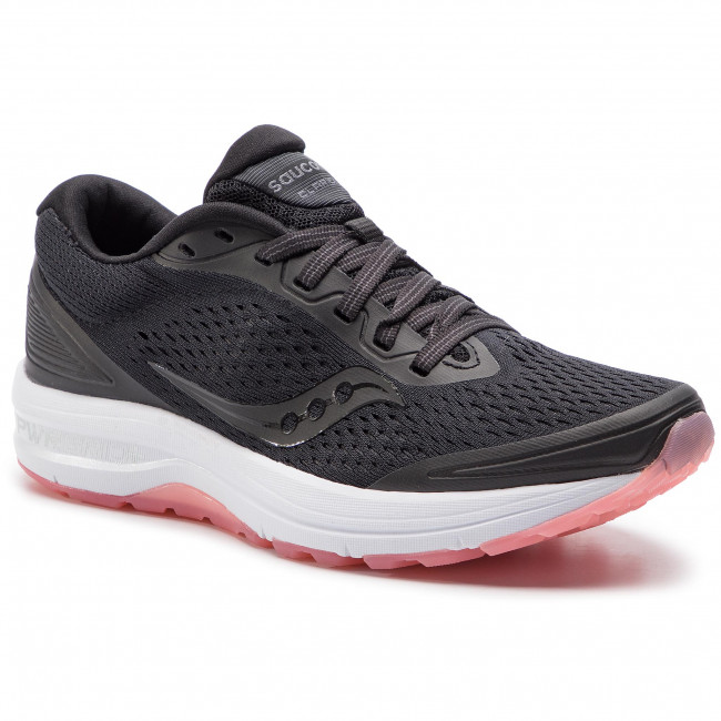 S10447 Clarion Saucony 1 Zapatos Blk Nwvm0O8n