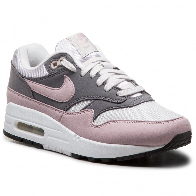the latest 04981 33be8 ... sale zapatos nike air max 1 319986 032 vast grey particle rose 0110e  c26bf