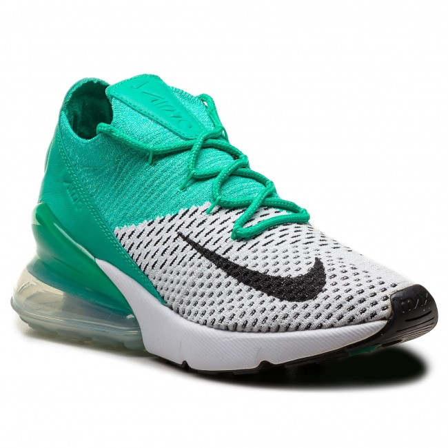 new styles b2017 edc6e Zapatos NIKE - Air Max 270 Flyknit AH6803 300 Clear Emerald Black