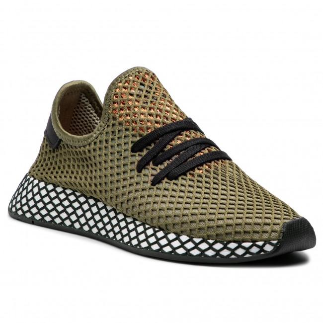 new products 74b18 21093 Zapatos adidas - Deerupt Runner BD7894 RawkhaCblackEasora