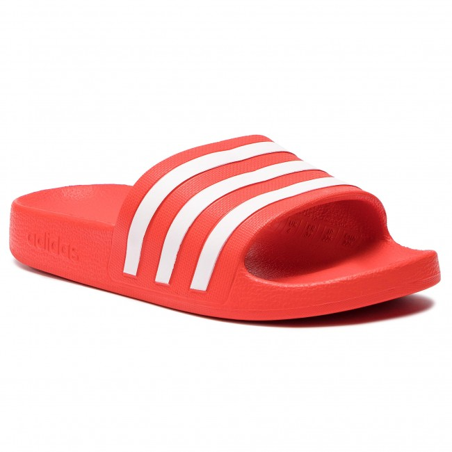 ftwwht Adilette Chanclas Adidas F35540 Actred actred Aqua SLzpUGMVq