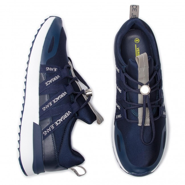 Versace E0ytbsg3 239 70945 Sneakers Jeans Ybvgyf76