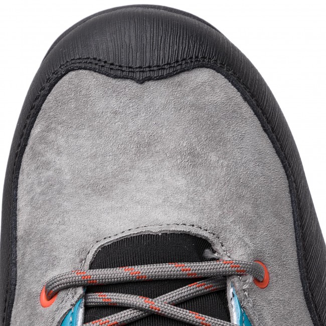orange Condis De Elbrus peacock Montaña Mid Grey Botas Blue Dark Wp black TuKl3FJ1c5