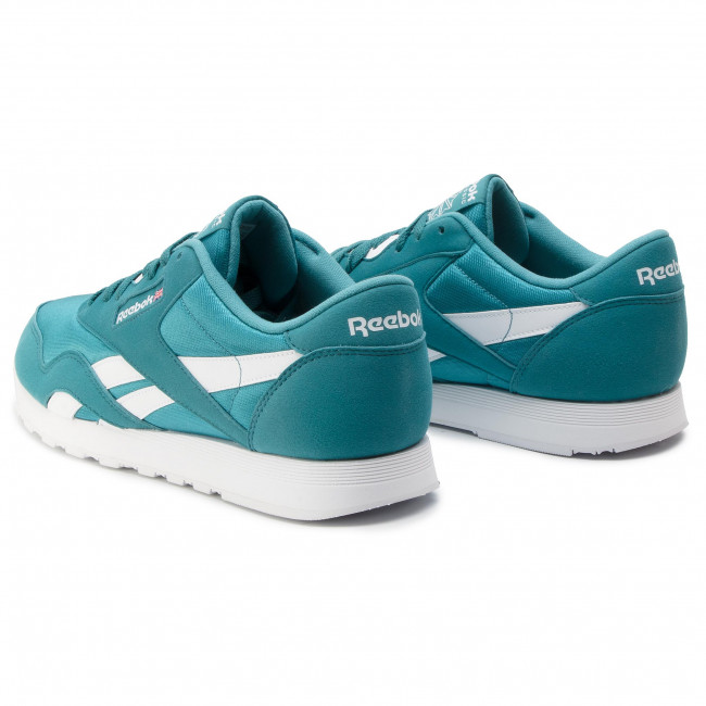 Mist Reebok Cl Color Zapatos Nylon Cn7445 Mineral white yvm7Ibf6gY