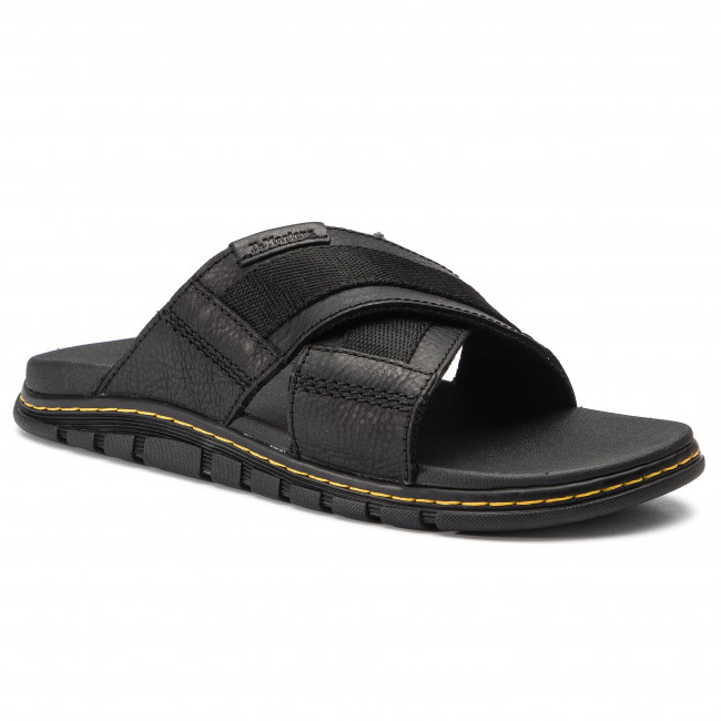 24869001 Chanclas Black Athens Slide DrMartens 6gbfvyY7