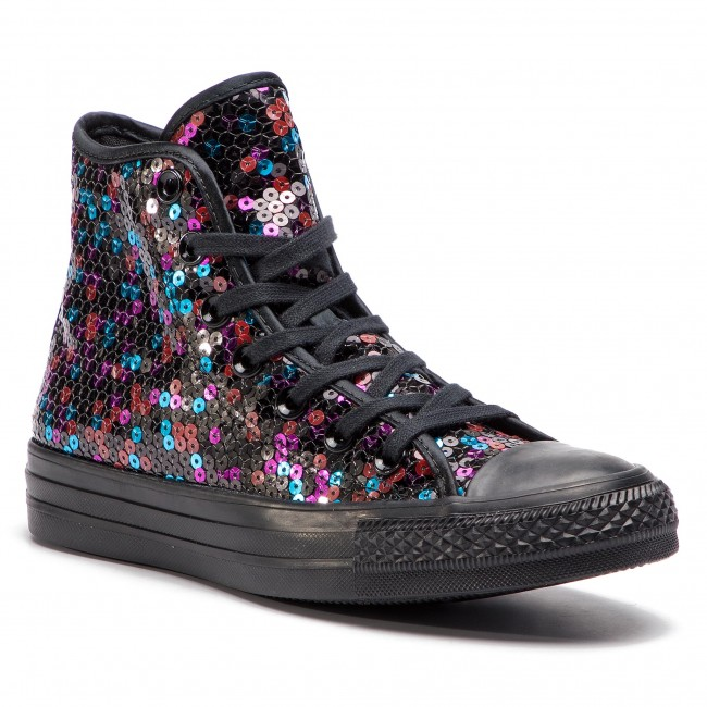 e14fd1dde Zapatillas CONVERSE - Ctas Hi 562443C Black Blue Cherry Red ...