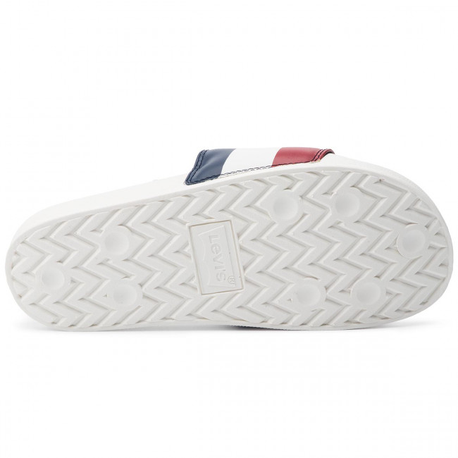 Brilliant Levi's 228999 Chanclas 50 794 White hrQsdCtx