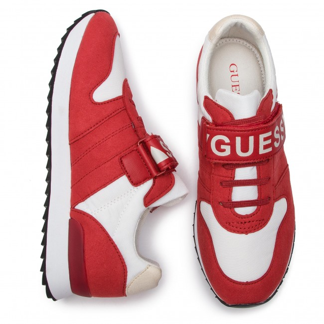 Sneakers Esu12 Red Fj5rud Sneakers Guess thCxsQBrd