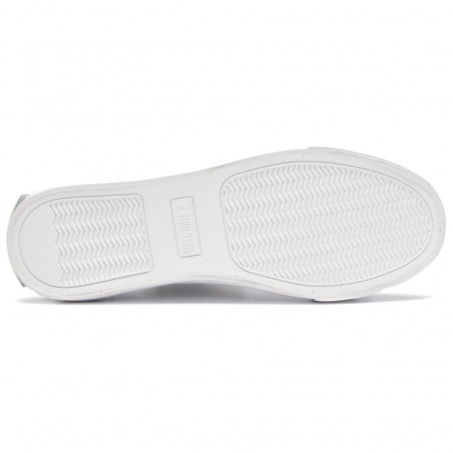 Star Big Dd274076 White Sneakers R5AjL4
