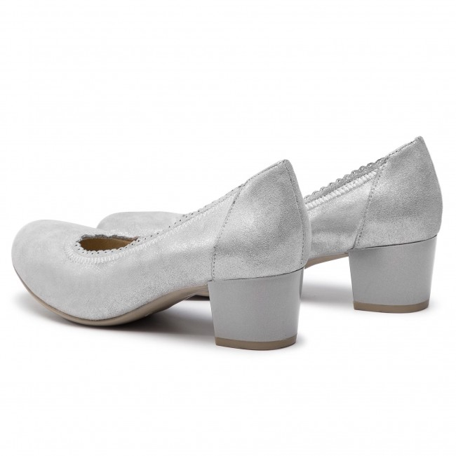 9 22 Zapatos Caprice 22304 944 Silver Glitter IYEWH2D9