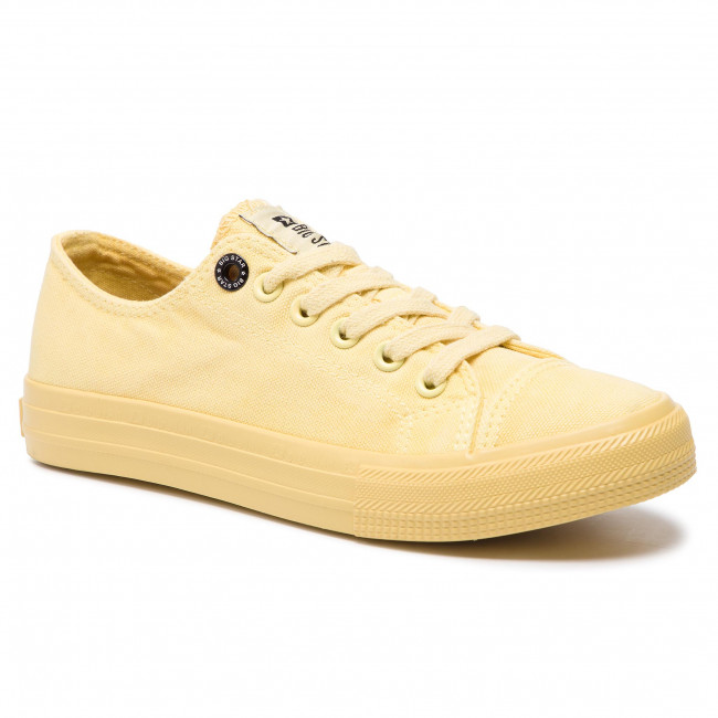 Big Dd274441 De Yellow Tenis Zapatillas Star 8OnXP0wk
