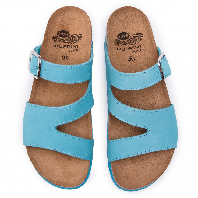 Turquoise Scholl F27391 Total Chanclas 380 2173 Ranja 9EWHYD2I
